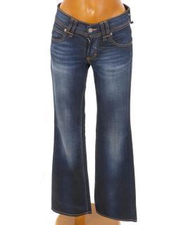 John Galliano Straight Leg Jeans