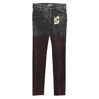 Dagmar Mona Dip Dyed Jeans