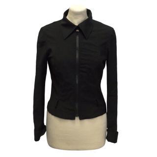 John Galliano Black Jacket