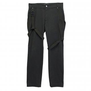 Alexander McQueen McQ Grey trousers
