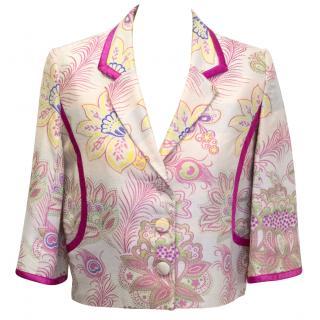 Matthew Williamson Pink Jacket