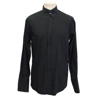 Richard Jones Black Dress Shirt