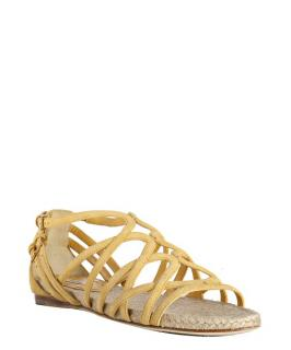 Miu Miu Yellow Sandals