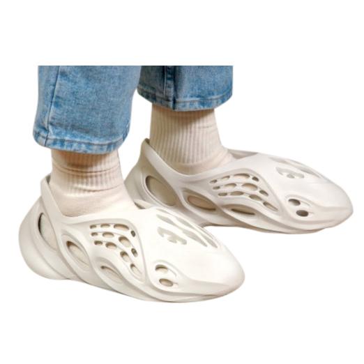 Yeezy x Adidas Originals Foam Runner Sand Sneakers