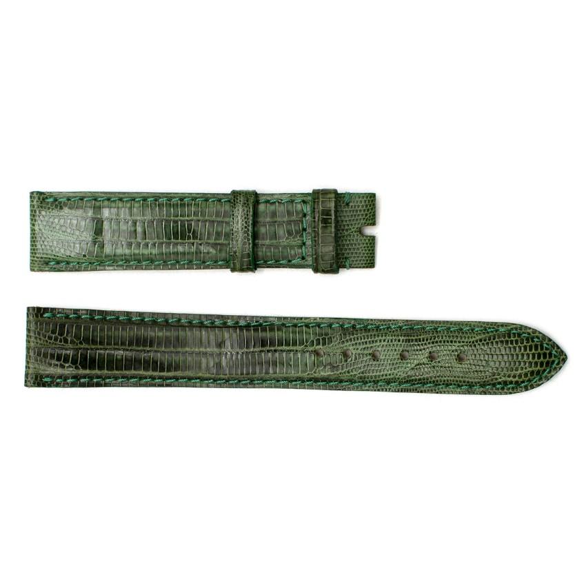 Chopard Green Lizard Watch Strap