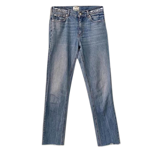 Acne Studios Boy Vintage High Waist Jeans