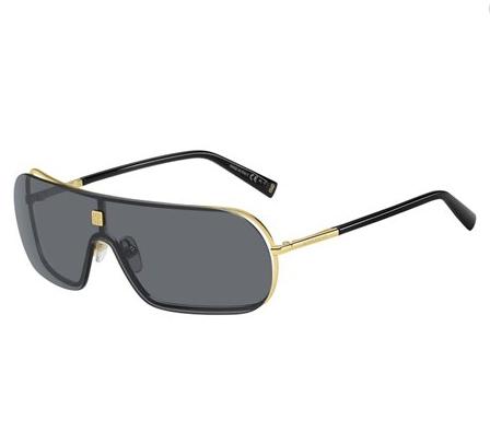 Givenchy GV 7168/S Black Sunglasses