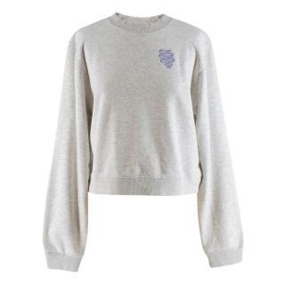 Jessica McCormack X Commoners Grey Sweater