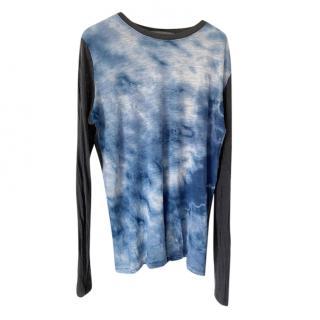 Proenza Schouler Blue/Dye Top