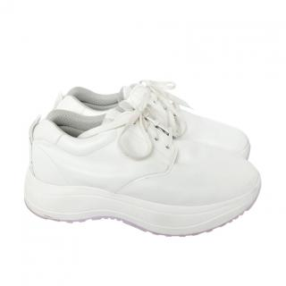 Celine by Phoebe Philo White Delivery Chunky Sneakers