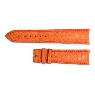 Chopard Orange Crocodile Watch Strap