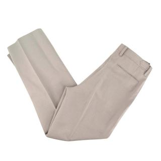 Auralee Wool Washi Amunzen Wide Slacks
