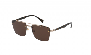 Yohji Yamamoto  Square Aviator Sunglasses