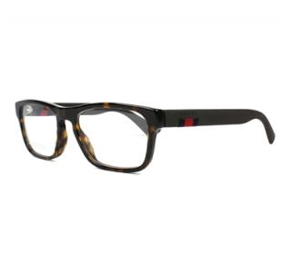 Gucci Black Tortoiseshell Opticals