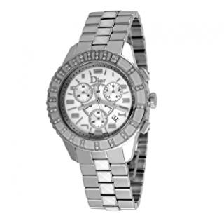 Christian Dior Chronograph Christal 38mm Watch