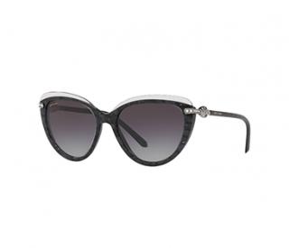 Bvlgari Serpenti Cat-Eye Sunglasses