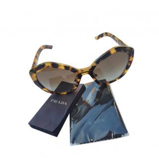 Prada Havana 08VS-C1 Sunglasses