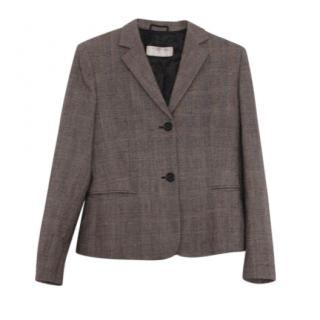 Max Mara Wool Tailored Jacket