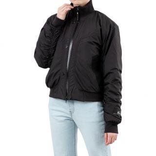 Adidas X Stella McCartney Black Bomber Jacket