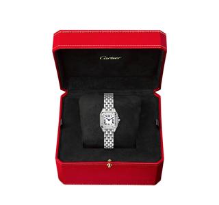 Cartier Stainless Steel Small Panthere de Cartier 22mm Watch
