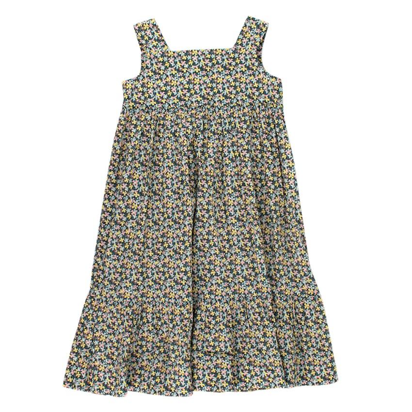 Bonpoint floral cotton summer dress
