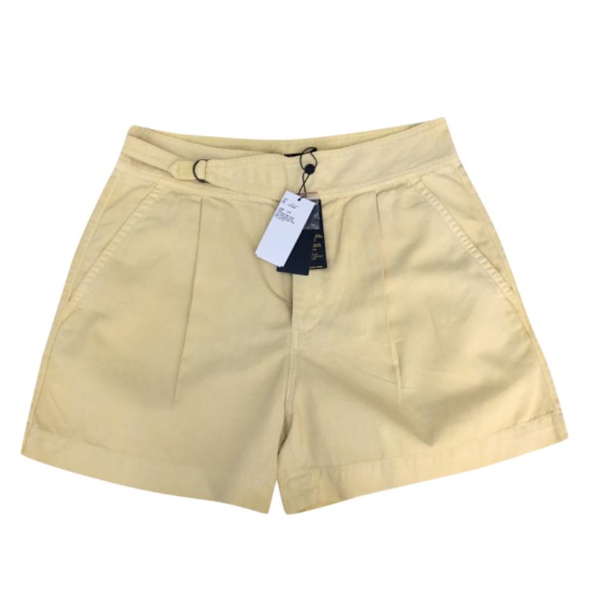 Polo Ralph Lauren Lemon Yellow Shorts