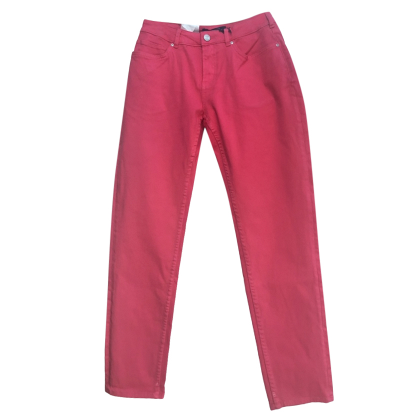 Scotch & Soda Pink The Keeper Jeans