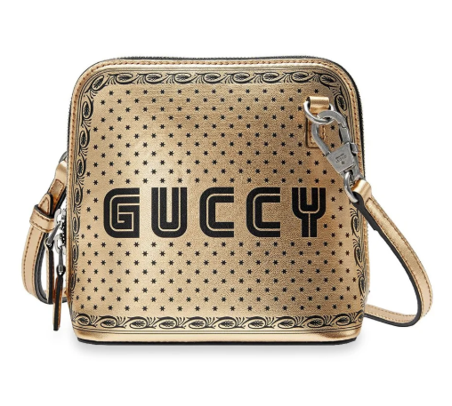 Gucci Guccy Mini Gold Shoulder Bag