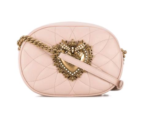 Dolce & Gabbana Devotion crossbody camera bag
