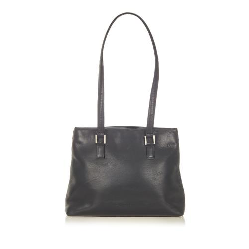 Chanel Leather Tote Bag