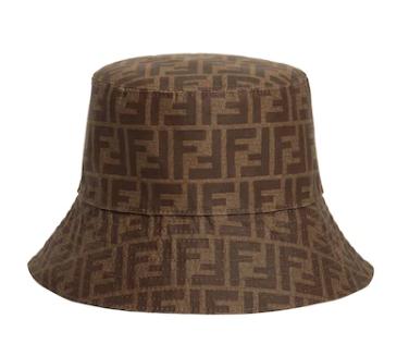 Fendi Reversible Ff Bucket Hat