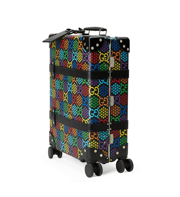 Gucci Globe-trotter GG Psychedelic Carry-on