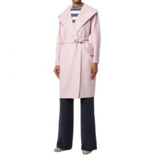 Max Mara Pale Pink Wool & Cashmere Jacket