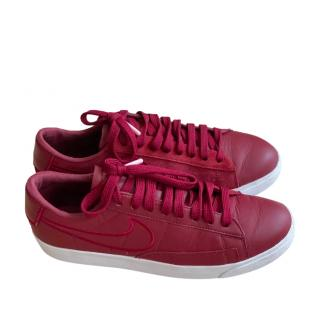 NikeLAB Marty McFly Bruin Leather Sneakers