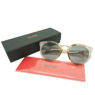 Boss Hugo Boss Havana Sunglasses
