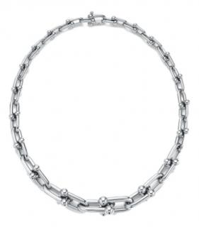 Tiffany & Co. Hardware Chain Link Necklace