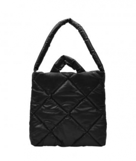 Kassl Editions Medium Quilted Oil Tote Bag