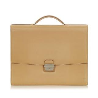 Cartier Pasha de Cartier Leather Briefcase