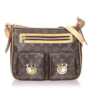 Louis Vuitton Monogram Hudson GM Shoulder Bag