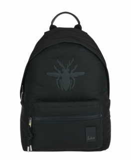 Dior Rubber bee black backpack