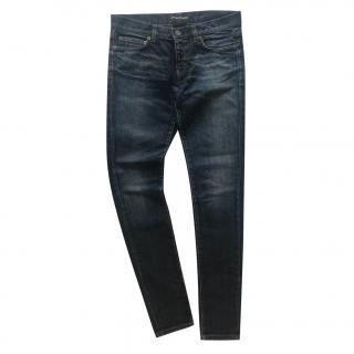 Saint Laurent Indigo Jeans