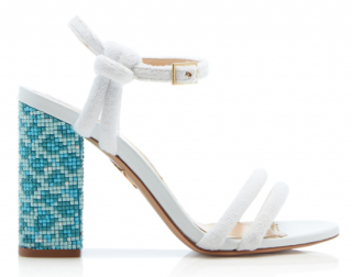 Charlotte Olympia Million Dollar Mermaid Sandals