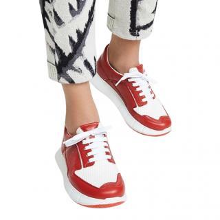 Robert Clergerie Hibiscus Afinite Sneakers