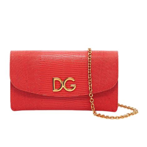 Dolce & Gabbana Iguana Micro Crossbody Bag