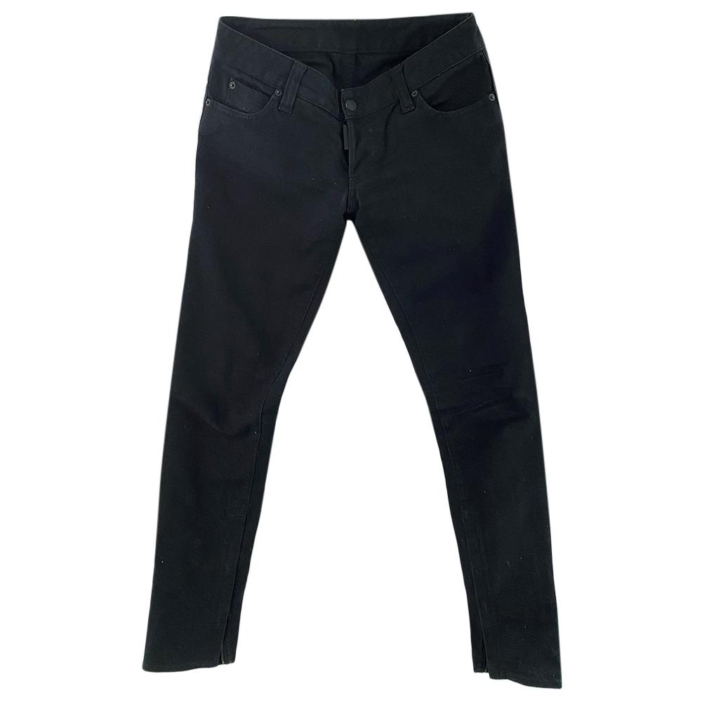 Dsquared2 Black Skinny Jeans