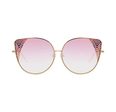 Linda Farrow x Matthew Williamson C4 Orchid Sunglasses
