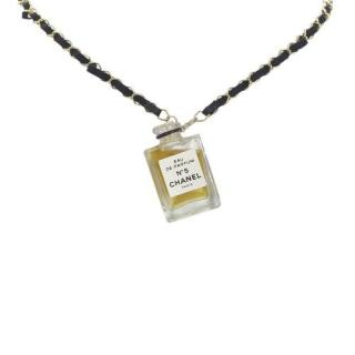 Chanel Chanel No.5 Perfume Bottle Necklace