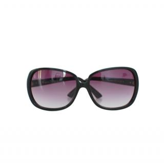 Missoni Black Oversize Sunglasses