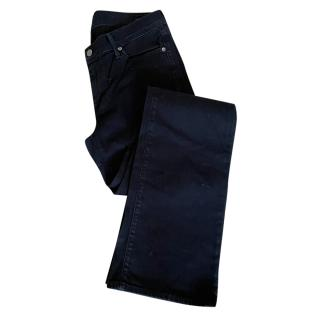 Citizens of Humanity Black Amber Bootcut Jeans