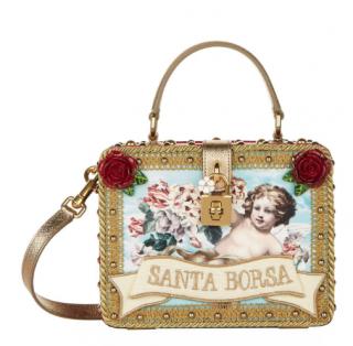 Dolce & Gabbana Box Cherub Bag